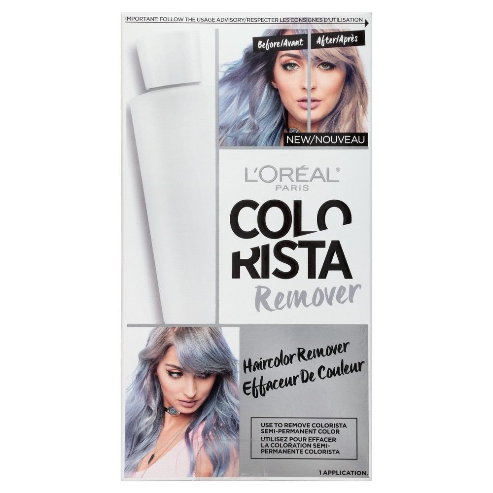 L'Oréal Paris Colorista Color Eraser Haircolor Remover 1 kit