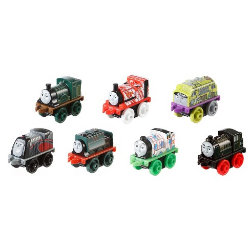 Fisher-Price Thomas & Friends Minis 7-Pack #8 - image 1 of 4