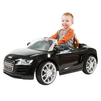 Rollplay Audi R8 Spyder 6 Volt Battery Ride-On Vehicle