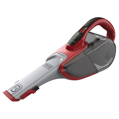 BLACK+DECKER™ SMARTECH™ Hand Vacuum - Chili Red HHVJ320BMF26