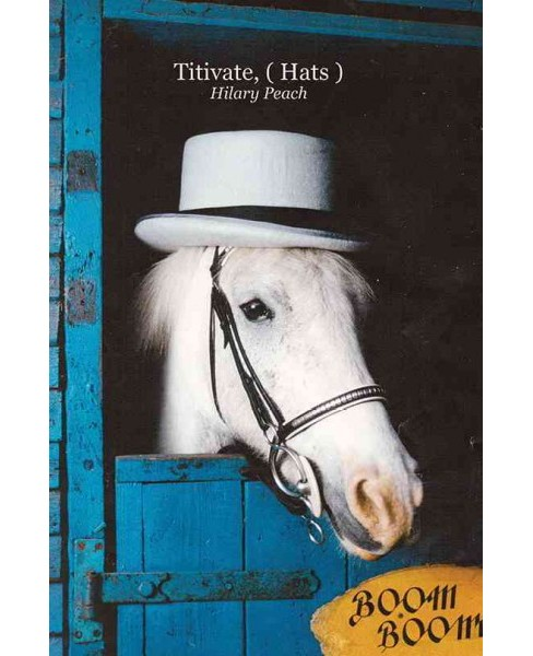 Titivate : The Art of Hat-Making (Hardcover) (Hilary Peach) - image 1 of 1