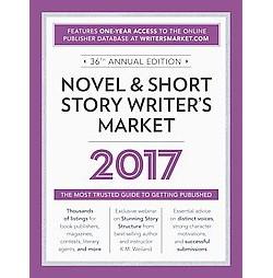 Novel & Short Story Writer's Market 2017 (Paperback)