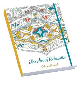 Art of Relaxation Coloring Journal (Paperback)