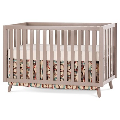Child Craft Loft Crib - Brown Clay