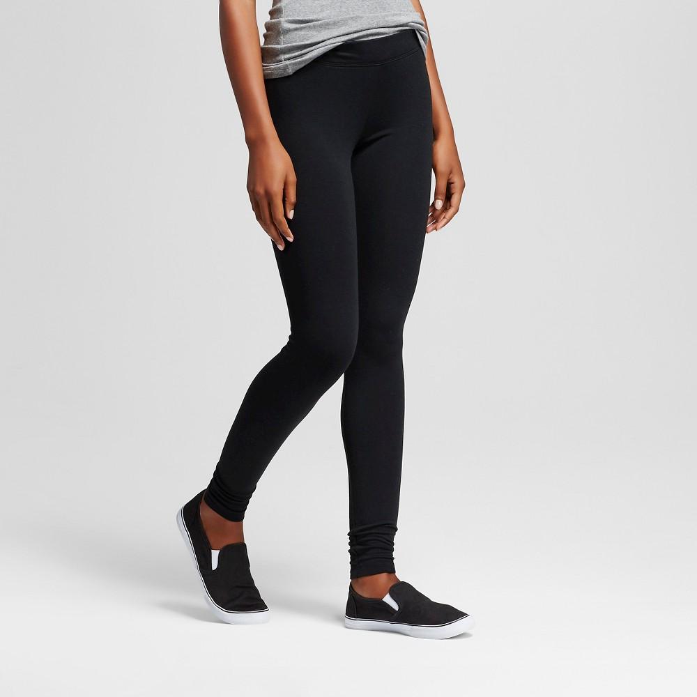 Women's Leggings Black XS - Merona