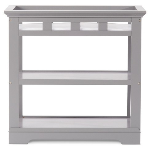 Child Craft Kayden Changing Table - Gray - image 1 of 3