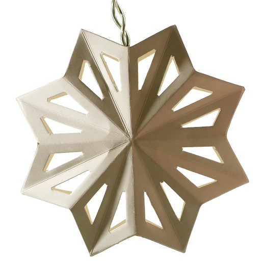 Target Origami String Lights : Snowflake Paper String Lights 30 : Target