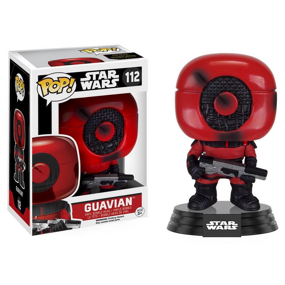 Pop! Star Wars: EP7 - Guavian