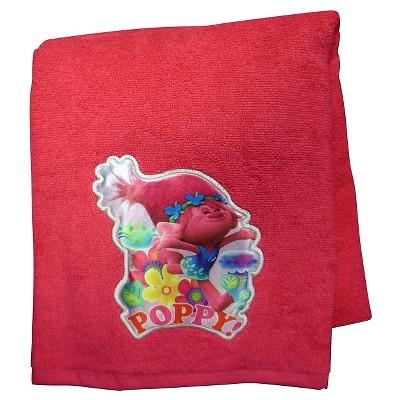 Troll Bath Towels - (28 x50 )- DreamWorks