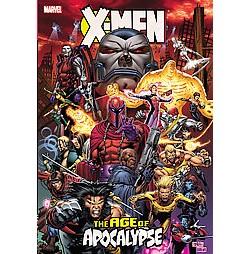 X-men Age of Apocalypse Omnibus (Reprint) (Hardcover) (Scott Lobdell & Mark Waid & Fabian Nicieza & Jeph