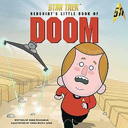 Redshirt's Little Book of Doom (Hardcover) (Robb Pearlman)
