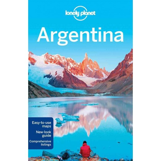 Lonely Planet Argentina Paperback Target - Argentina map lonely planet