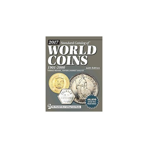 Standard Catalog of World Coins 2017 : 1901-2000 (Paperback)
