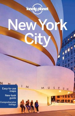 Lonely Planet New York City (Paperback)