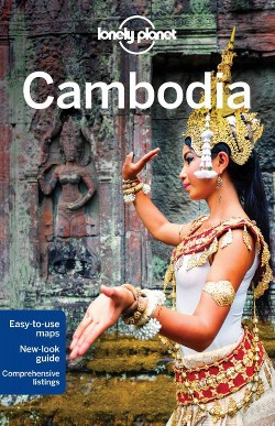 Lonely Planet Cambodia (Paperback) (Nick  Ray)