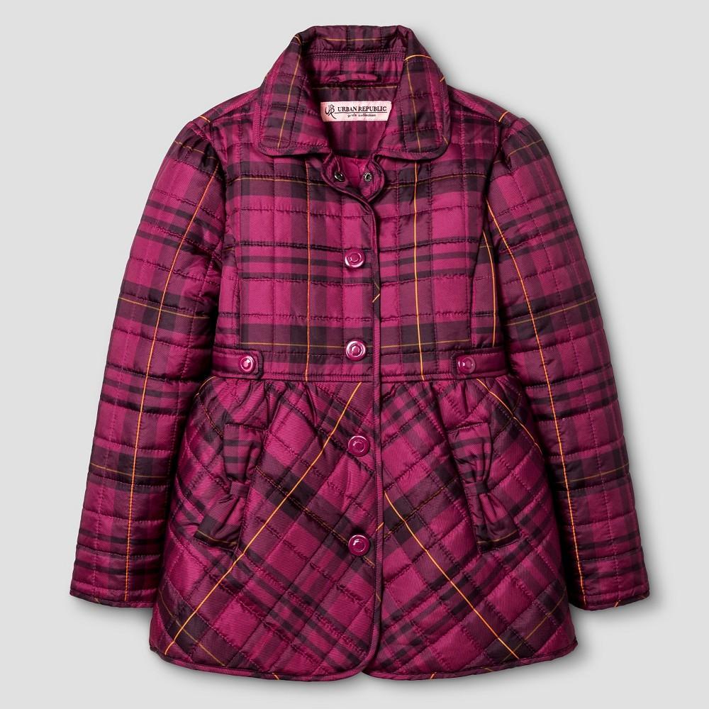 Girls Barn Jacket 14 - Pretty Pink