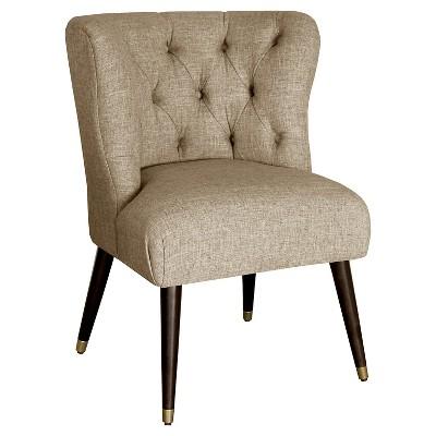 curved slipper chair nate berkus