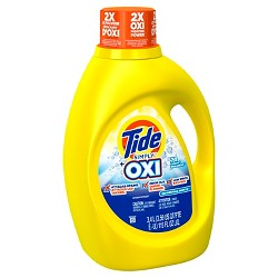 Tide® Simply Plus Oxi Refreshing Breeze Liquid Laundry Detergent - 115 oz, 74 Loads