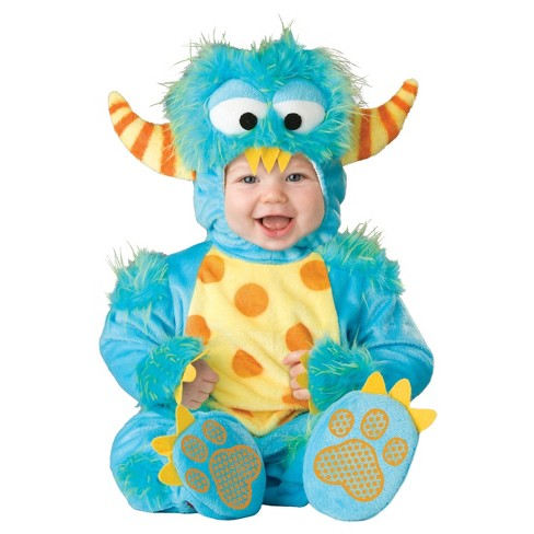 Boys' Lil' Monster Toddler Costume 12-18 Months - image 1 of 1