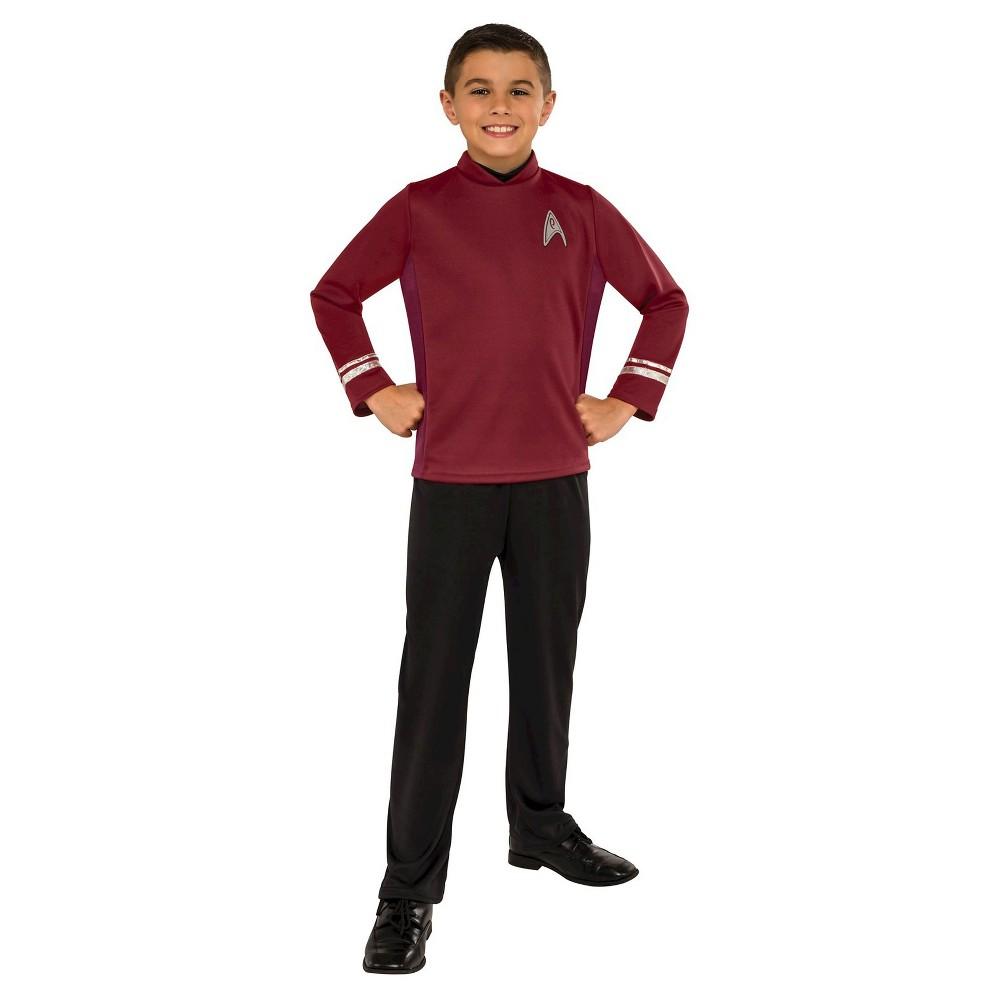 Star Trek Beyond Scotty Classic Child Costume - S(4-6), Boys, Multicolored