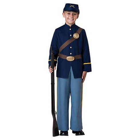 Boys' Civil War Soldier Costume - image 1 of 1
