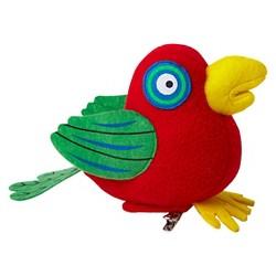 6ct Plush Parrot - Spritz™
