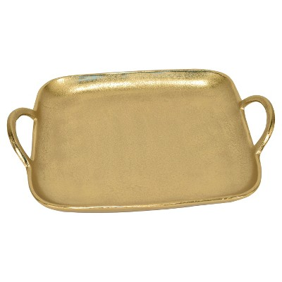 Square Tray - Gold - Threshold™