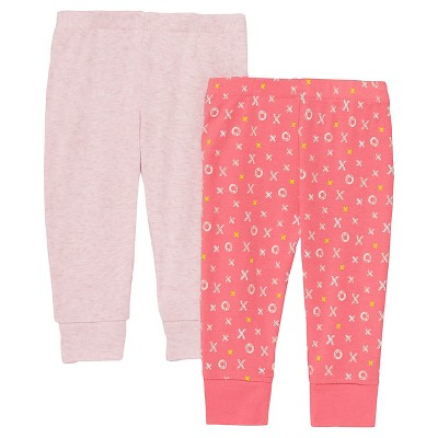 Skip Hop Baby Girls' Pants Set - Pink 3M