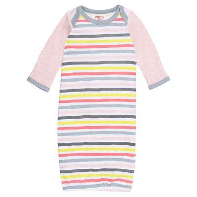 Skip Hop Baby Girls' Gown - Pink One Size