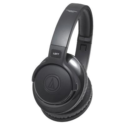 Audio Technica SonicFuel® Wireless Over-ear Headphones - Black