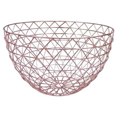 Copper Wire Basket - Threshold™