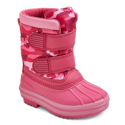 toddler joleen camo winter boots