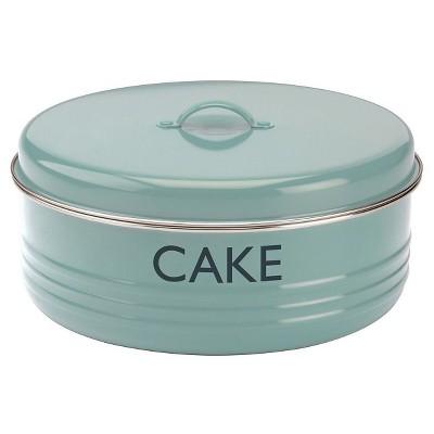Typhoon Vintage Kitchen Cake Tin - Blue