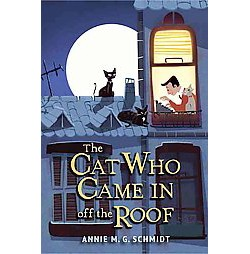 Cat Who Came in Off the Roof (Library) (Annie M. G. Schmidt)