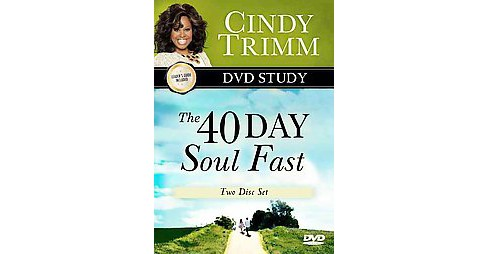 40 Day Soul Fast (Hardcover) (Cindy Trimm) - image 1 of 1
