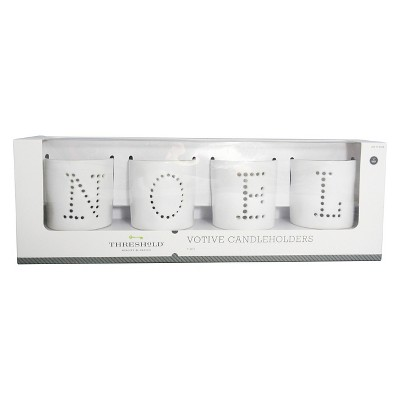 NOEL Votive Set - Threshold™