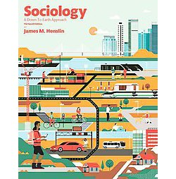 Sociology Revel Access Code : A Down-to-earth Approach (Student) (Hardcover) (James M Henslin)