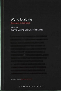 World Building : Discourse in the Mind (Hardcover)