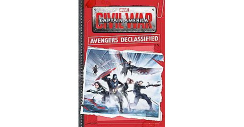Avengers Declassified (Hardcover) (Tomas Palacios) - image 1 of 1
