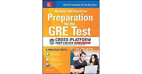 Mcgraw-hill Education Preparation for th (Paperback) - image 1 of 1