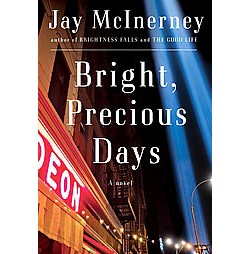 Bright, Precious Days (Hardcover) (Jay McInerney)