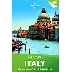 Lonely Planet Discover Italy (Paperback) (Lonely Planet Publications & Duncan Garwood & Abigail Blasi &