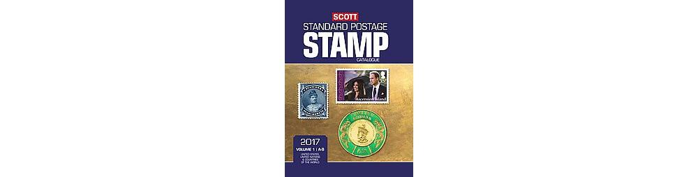 Scott Standard Postage Stamp Catalogue 2017 : United Stat...