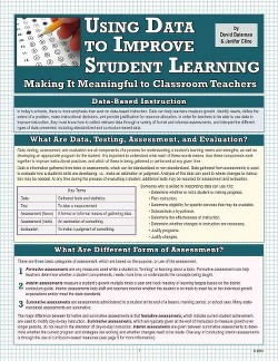Using Data to Improve Student Learning : Making It Meaningful to Classroom Teachers (Paperback) (David