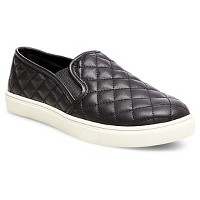 Women's Rae Quilted Slip on Sneakers - Mossimo Supply Co. . opens in a new tab.
