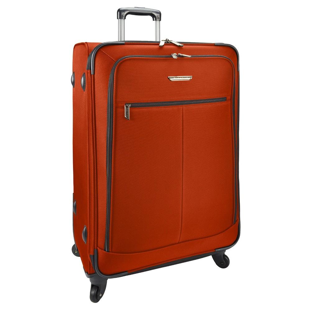 Travelers Choice Suitcase - Orange (27)