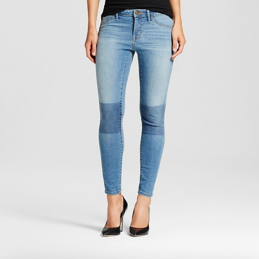 $29.99 - Women's Mid-rise Jeggings Light Wash - Mossimo™ : Target