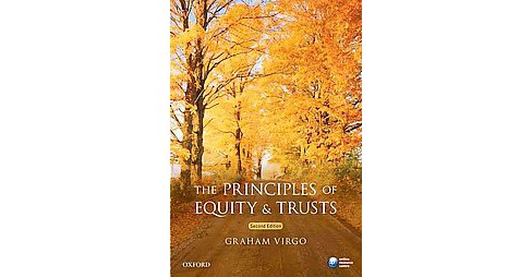 Principles of Equity & Trusts (Paperback) (Graham Virgo) - image 1 of 1