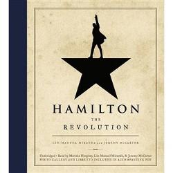 Hamilton : The Revolution (Unabridged) (CD/Spoken Word) (Lin-manuel Miranda & Jeremy Mccarter)