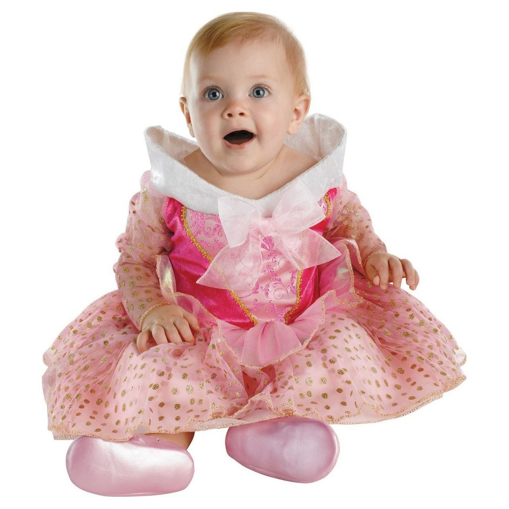 Disney Toddler Sleeping Beauty Aurora Costume - 12-18 Months, Toddler Girls